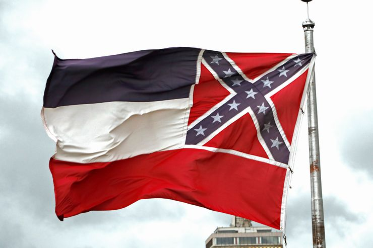 Mississippi could strip Confederate symbol from state flag