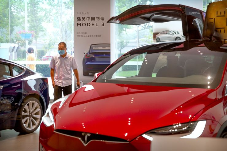 China auto sales up 14.5% in May, recovering after pandemic