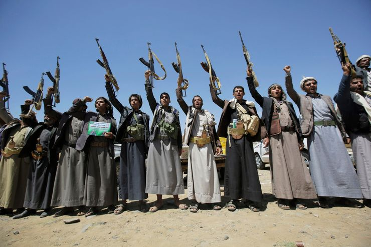Yemen's Houthi rebels sentence 4 reporters to death