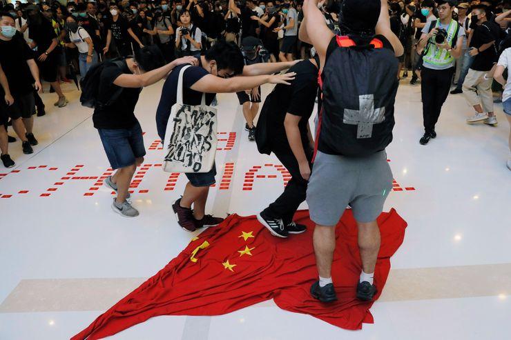 AP EXPLAINS: Why China is pushing Hong Kong security law