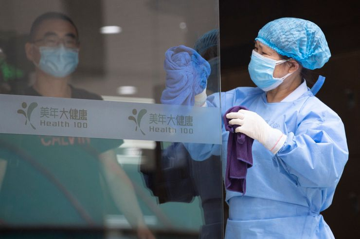 Beijing outbreak raises virus fears for rest of the world