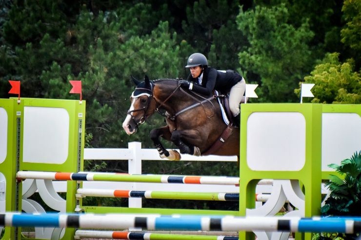 Discussions about race unsettle rarified equestrian world