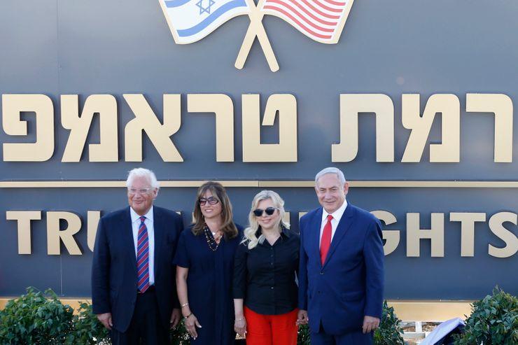 Israel OKs plan for new Golan settlement named after Trump