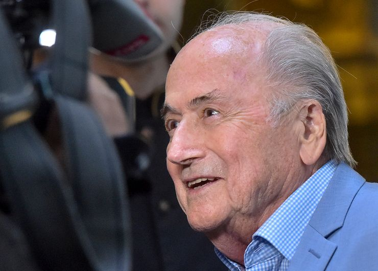 Fresh Swiss investigation targets ex-FIFA president Blatter