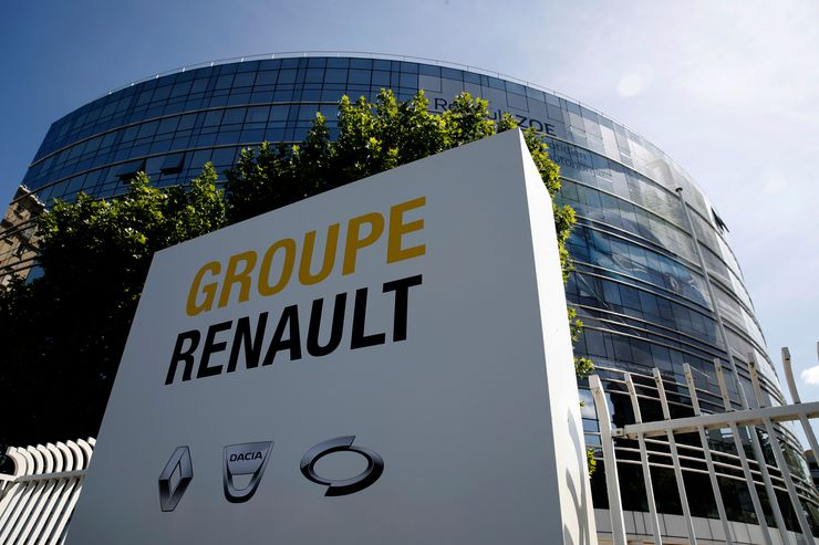 French carmaker Renault announces 15,000 job cuts worldwide