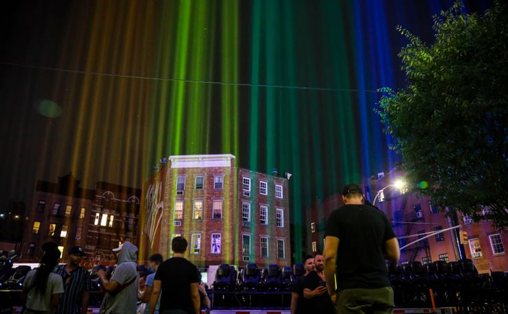 In NYC, marking 50th anniversary of Pride, no matter what