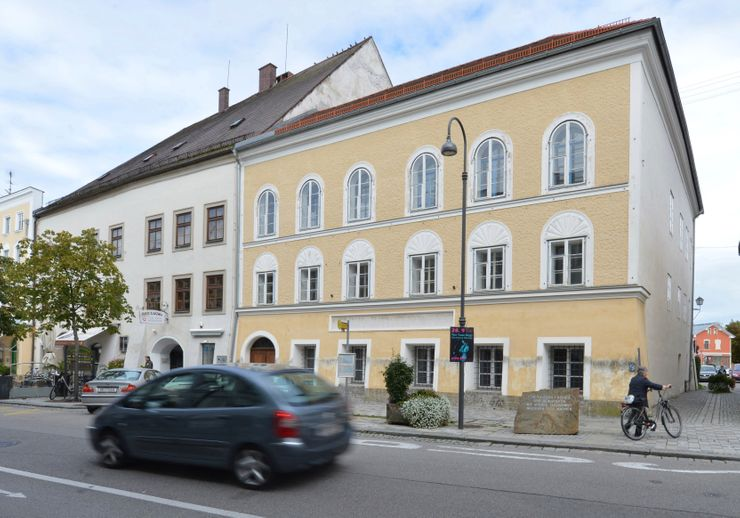 Austria to redesign Hitler's birthplace as police station