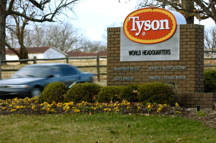 Tyson cooperating with feds in price-fixing investigation