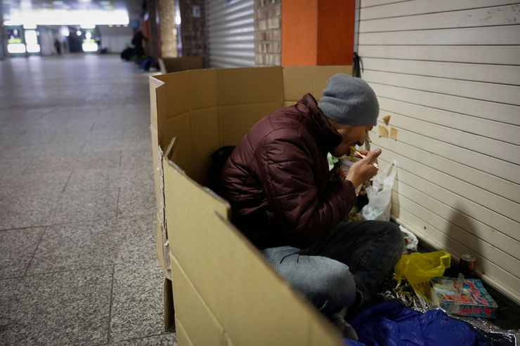 Tokyo's homeless seek Olympic Athletes Village as shelter