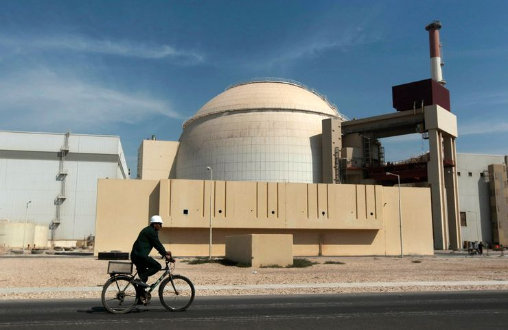 Iran says it will continue nuclear work despite US sanctions