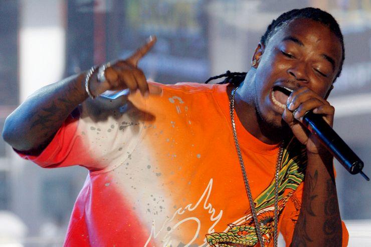 St. Louis rapper Huey killed in shooting in Missouri