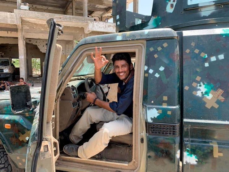 Officials say armed men killed journalist in southern Yemen