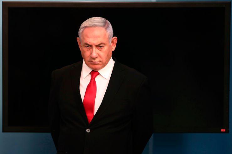 Netanyahu, rival report 'meaningful progress' in unity talks