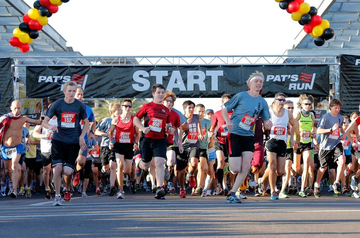 Pat's Run racing on virtually during pandemic