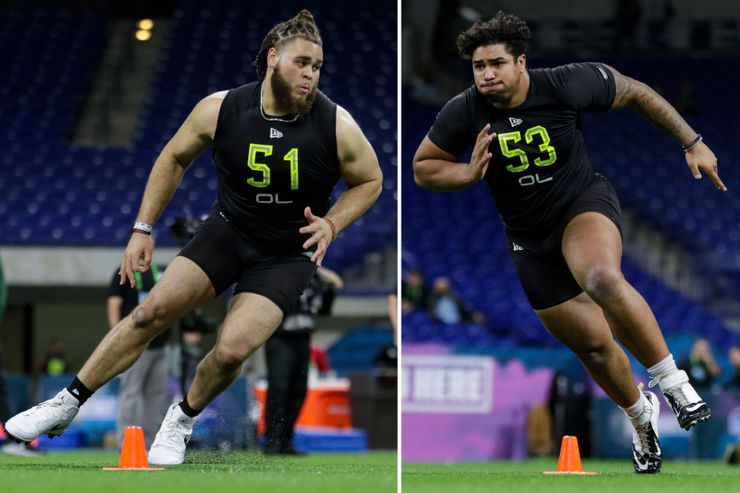 Browns likely to land left tackle with No. 10 pick in draft
