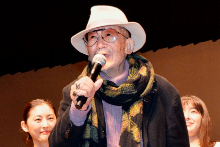 Filmmaker Obayashi, who portrayed war's horrors, dead at 82