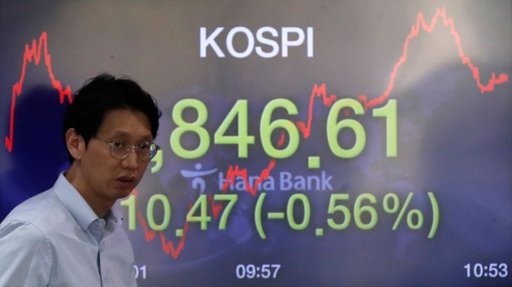 Asian stocks slide after weak US data add to global gloom