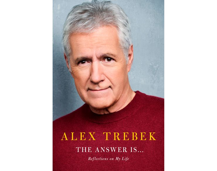 Alex Trebek memoir to debut July 21, just before he turns 80