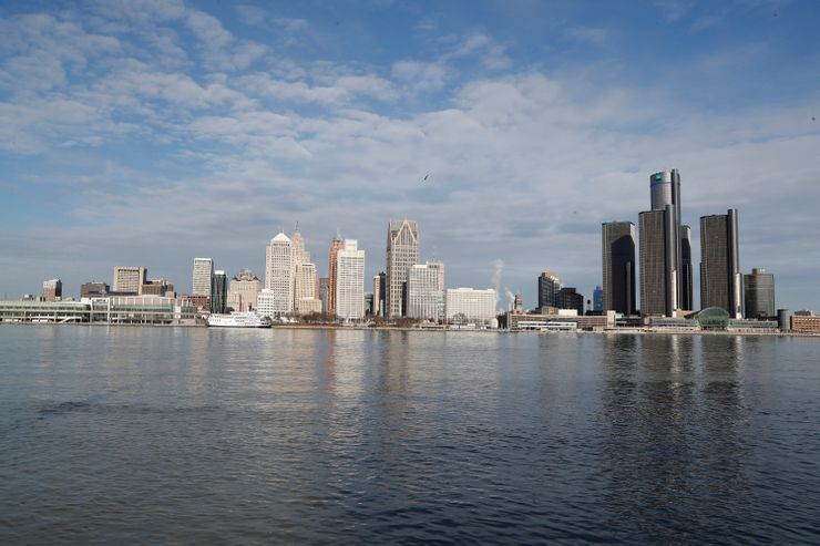 Detroit facing fresh fiscal woes with coronavirus closures