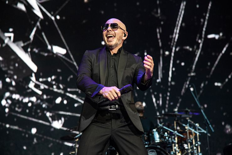 Pitbull launches new song to inspire during the pandemic
