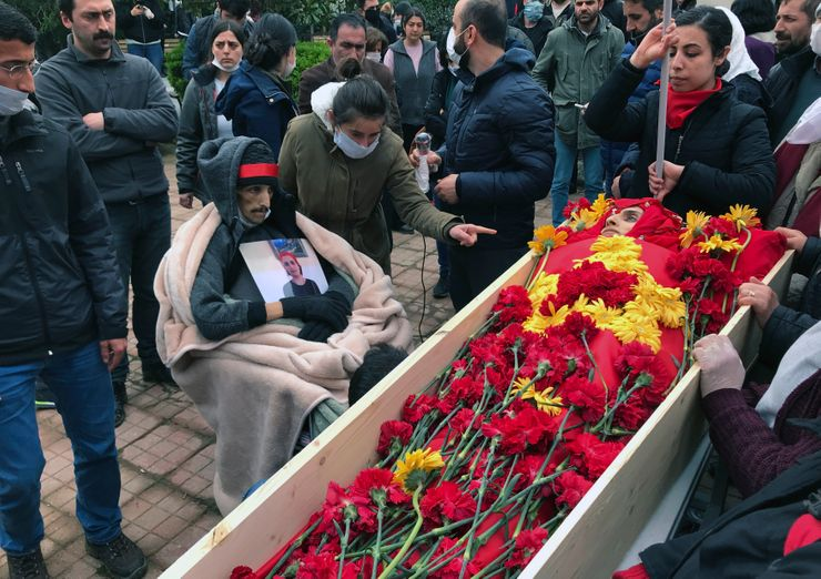 Member of Turkish band dies on 288th day of hunger strike