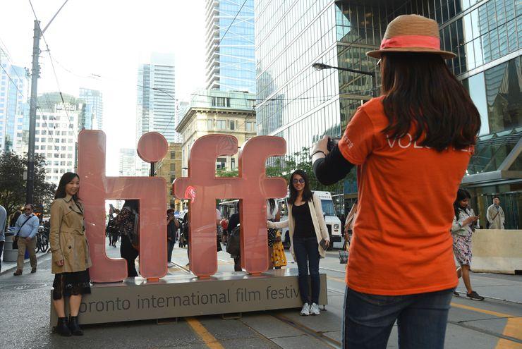 Scaled-down Toronto Film Festival plans virtual red carpets