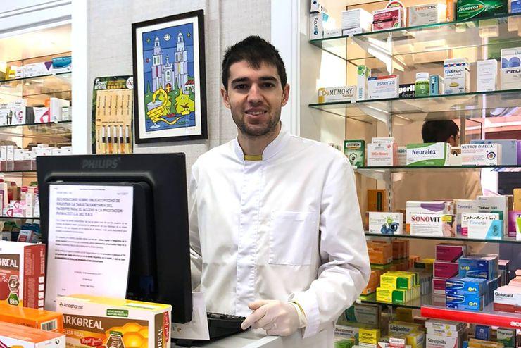 Former MLS player helping Spain in fight against coronavirus