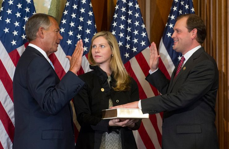 Wife of U.S. Rep. Andy Barr passes away suddenly at age 39