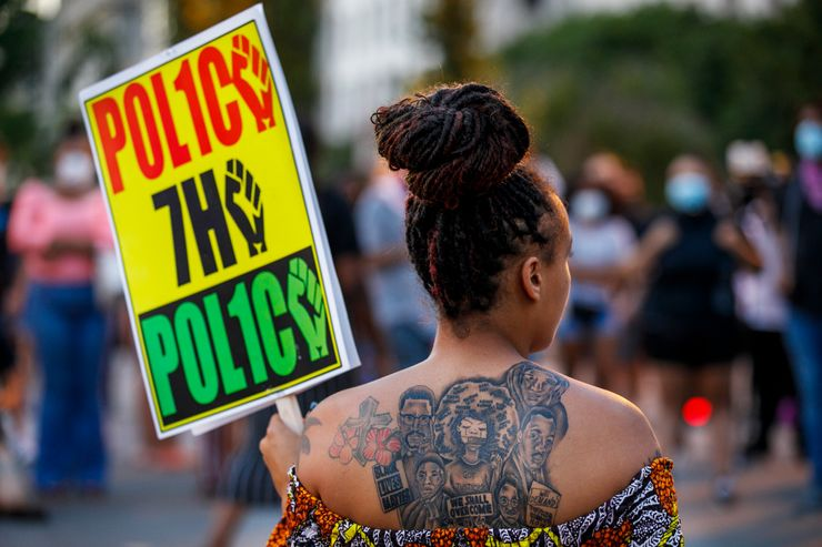 AP-NORC poll: Sweeping change in US views of police violence
