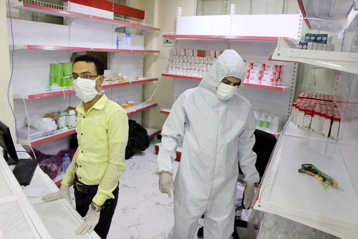 UN: Yemen programs fighting virus might stop by end of June