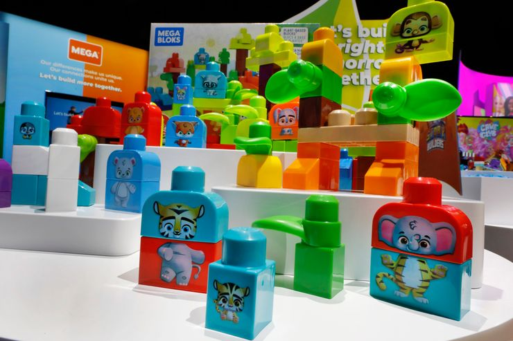 Toy manufacturers look to reduce carbon footprint
