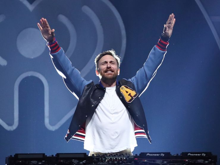 In a NY state of mind, Guetta readies virus relief concert