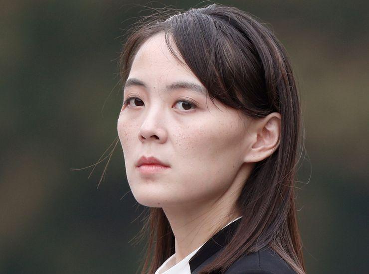 Kim Jong Un's sister threatens S. Korea with military action