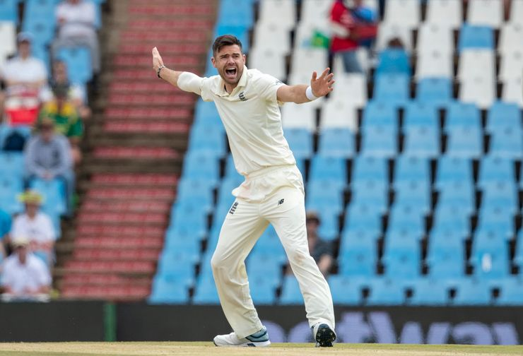 Anderson praises West Indies for 'scary' decision to tour