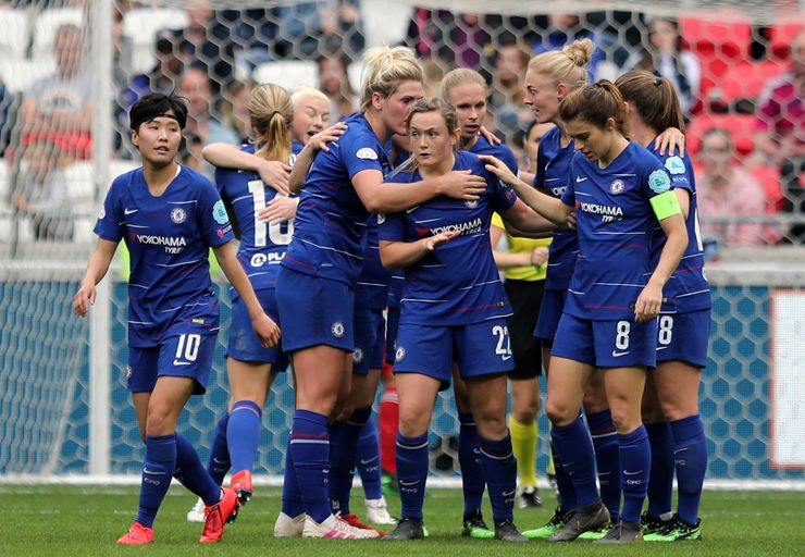 Chelsea declared champion of curtailed Women's Super League