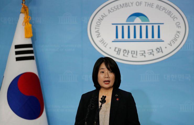Lawmaker-elect denies wrongdoing over 'comfort women' funds