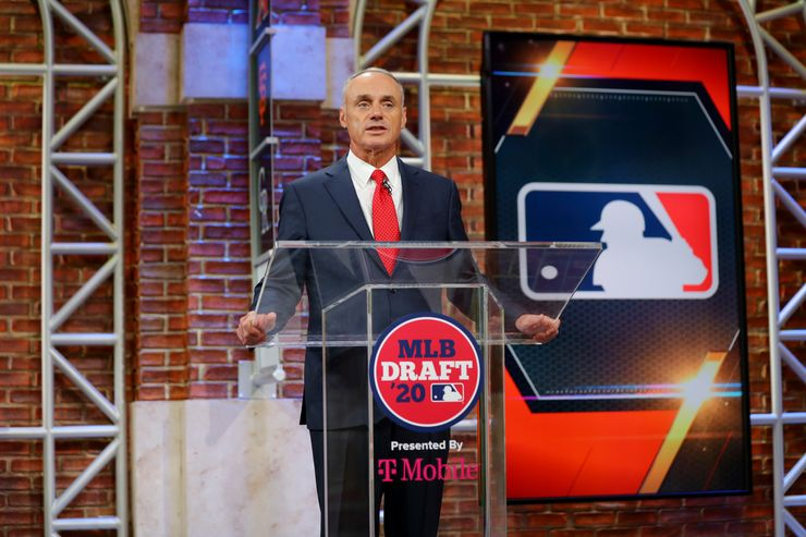 MLB opens draft with Black Lives Matter message, donations