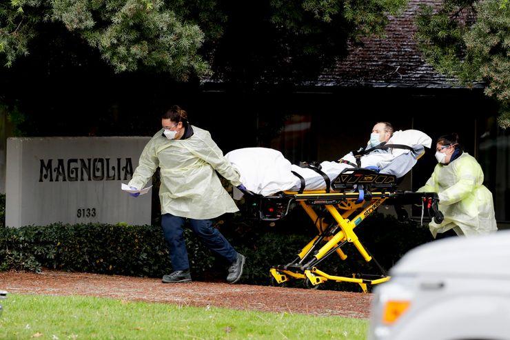 Nursing home deaths soar past 3,600 in alarming surge
