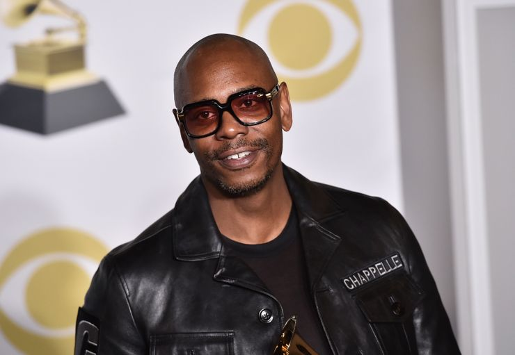 Dave Chappelle speaks on George Floyd in new Netflix special