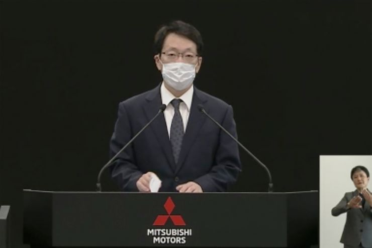 Money-losing Mitsubishi says executives will take pay cuts