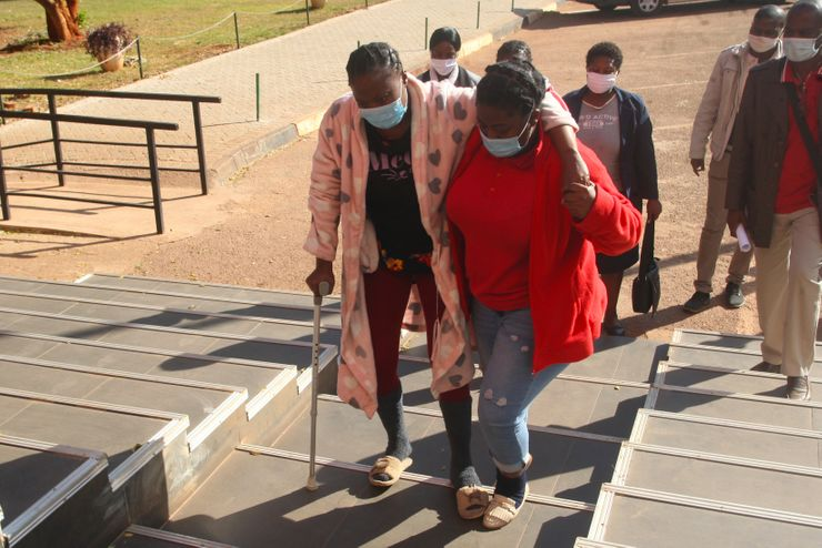 3 Zimbabwean women denied bail, accused of lying about abuse
