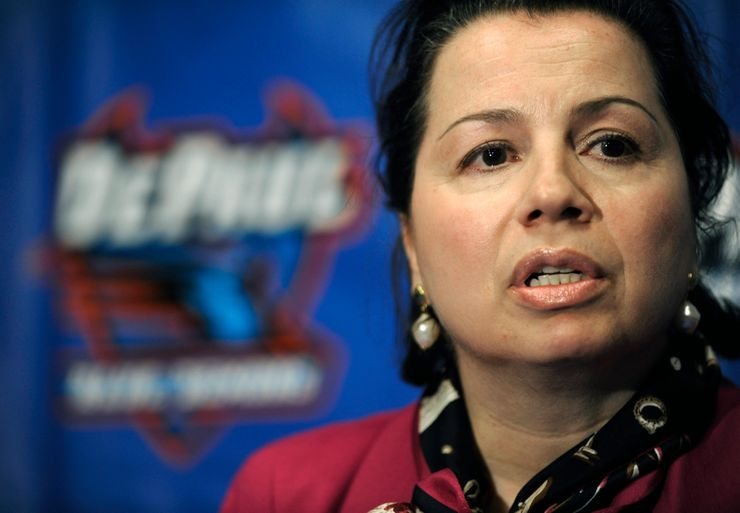 DePaul AD Jean Lenti Ponsetto retires after 18 years