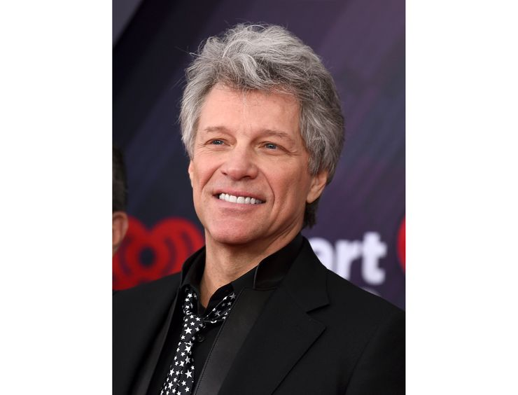 Singer Jon Bon Jovi asks kindergartners to 'Do What You Can'