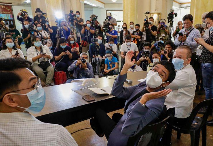 Rappler case highlights decline of press freedoms globally