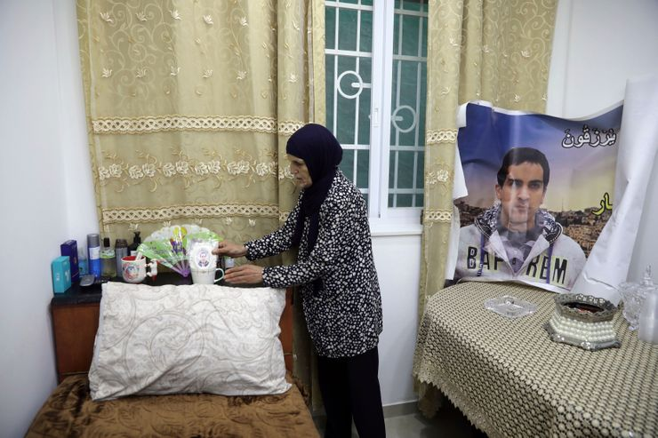 Killing of Palestinian man with autism draws Floyd parallel