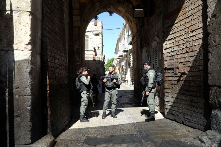 Israeli police kill unarmed Palestinian in Jerusalem