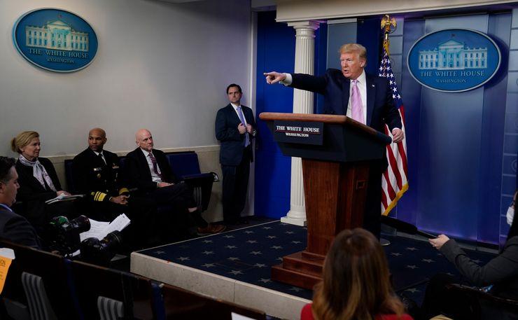 Trump's developer friend Stanley Chera dies of coronavirus