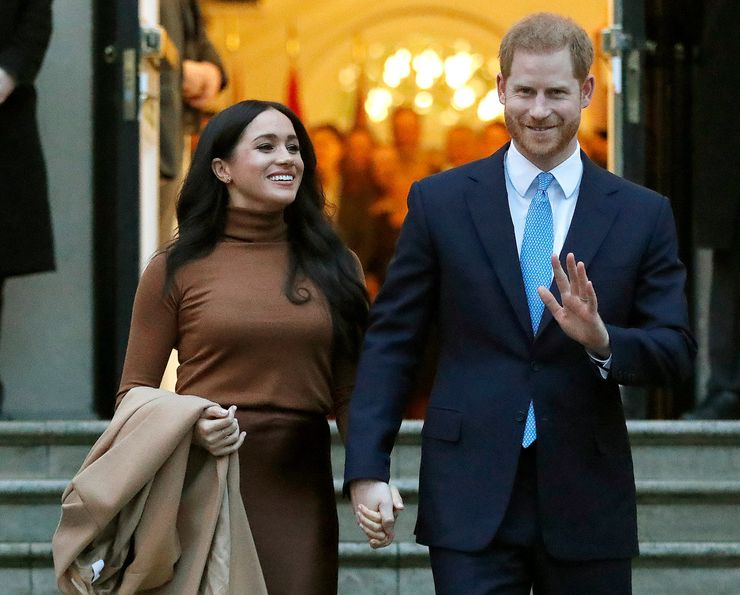 Harry and Meghan say they won't cooperate with UK tabloids