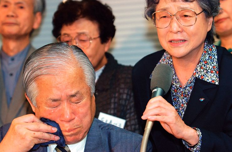 Japan advocate for daughter, others abducted to NKorea dies