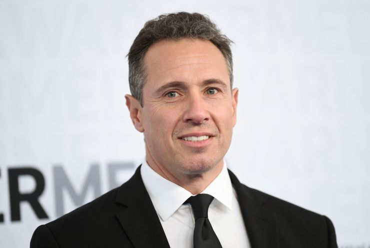 CNN anchor Chris Cuomo says he's frustrated at his TV role
